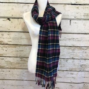 100% Cashmere scarf hand tailored made in Germany